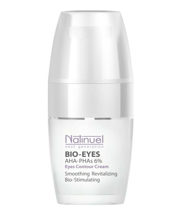 BIO - EYES AHA - PHAs 6% регенерация и биостимуляция в области глаз