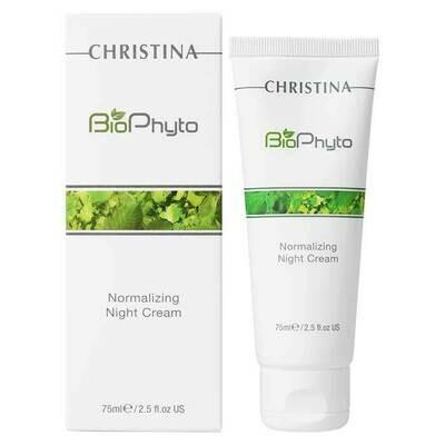 Bio Phyto Normalizing Night Cream Нормализующий ночной крем