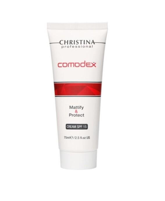 Comodex Mattify & Protect Cream SPF 15 Матирующий защитный крем SPF 15