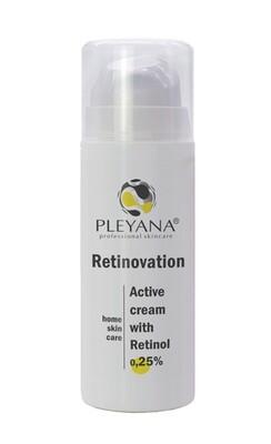 Активный крем с Ретинолом 0,25% RETINOVATION
