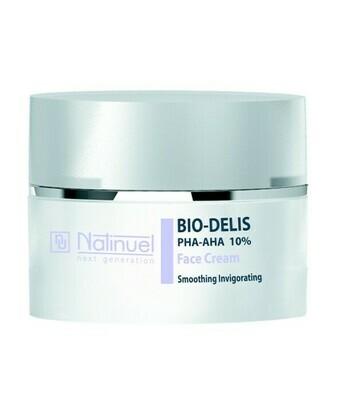 BIO-DELIS PHA-AHA 10% омолаживающий крем для нежной кожи