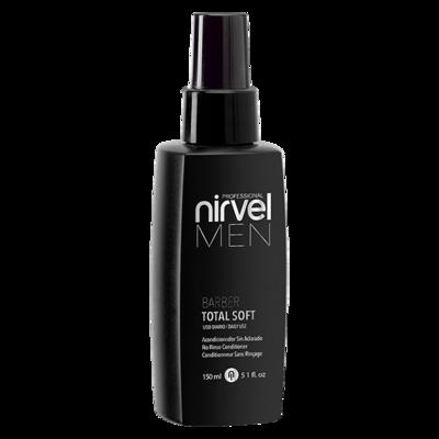 Ежедневный несмываемый кондиционер для бороды/усов Barber total soft Nirvel