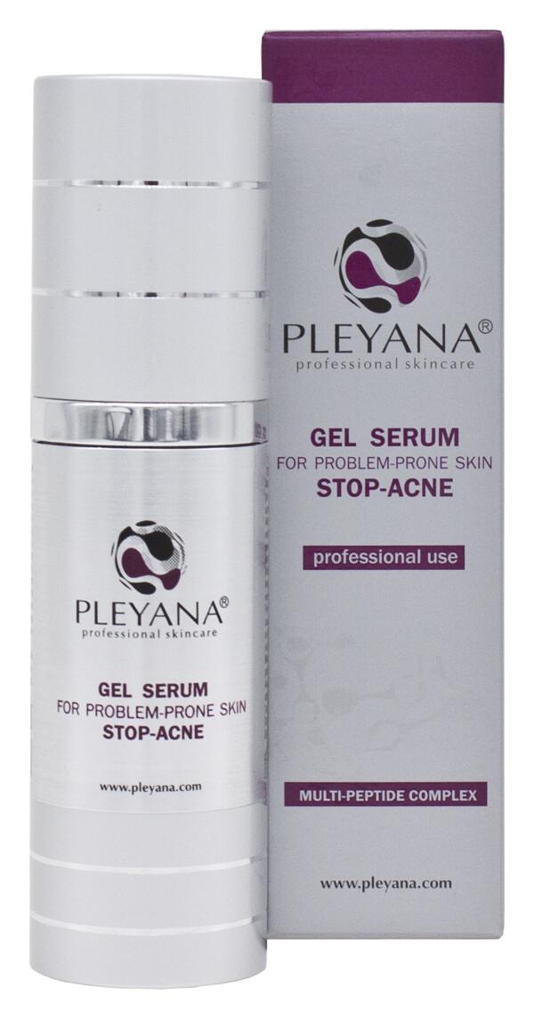 Гель-сыворотка для проблемной кожи STOP – ACNE