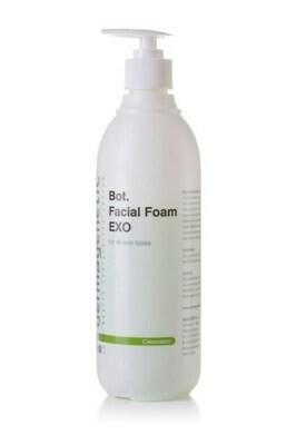 Botanical facial foam (EXO) Очищающая пена для умывания