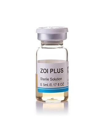 Мезококтейль ZOI PLUS 0,6% гиалуроновая кислота