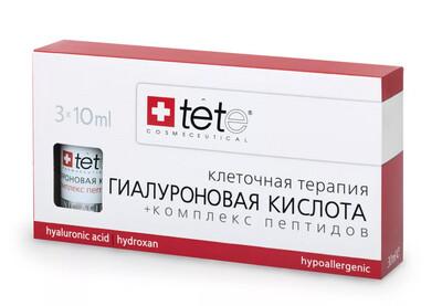 Гиалуроновая кислота с комплексом пептидов Hyaluronic acid & Peptides