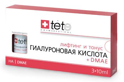 Гиалуроновая кислота с ДМАЭ Hyaluronic Acid + DMAE