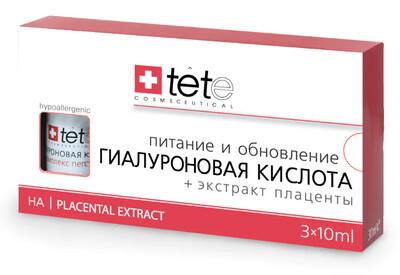 Гиалуроновая кислота с эктрактом плаценты Hyaluronic Acid + Placental Extract