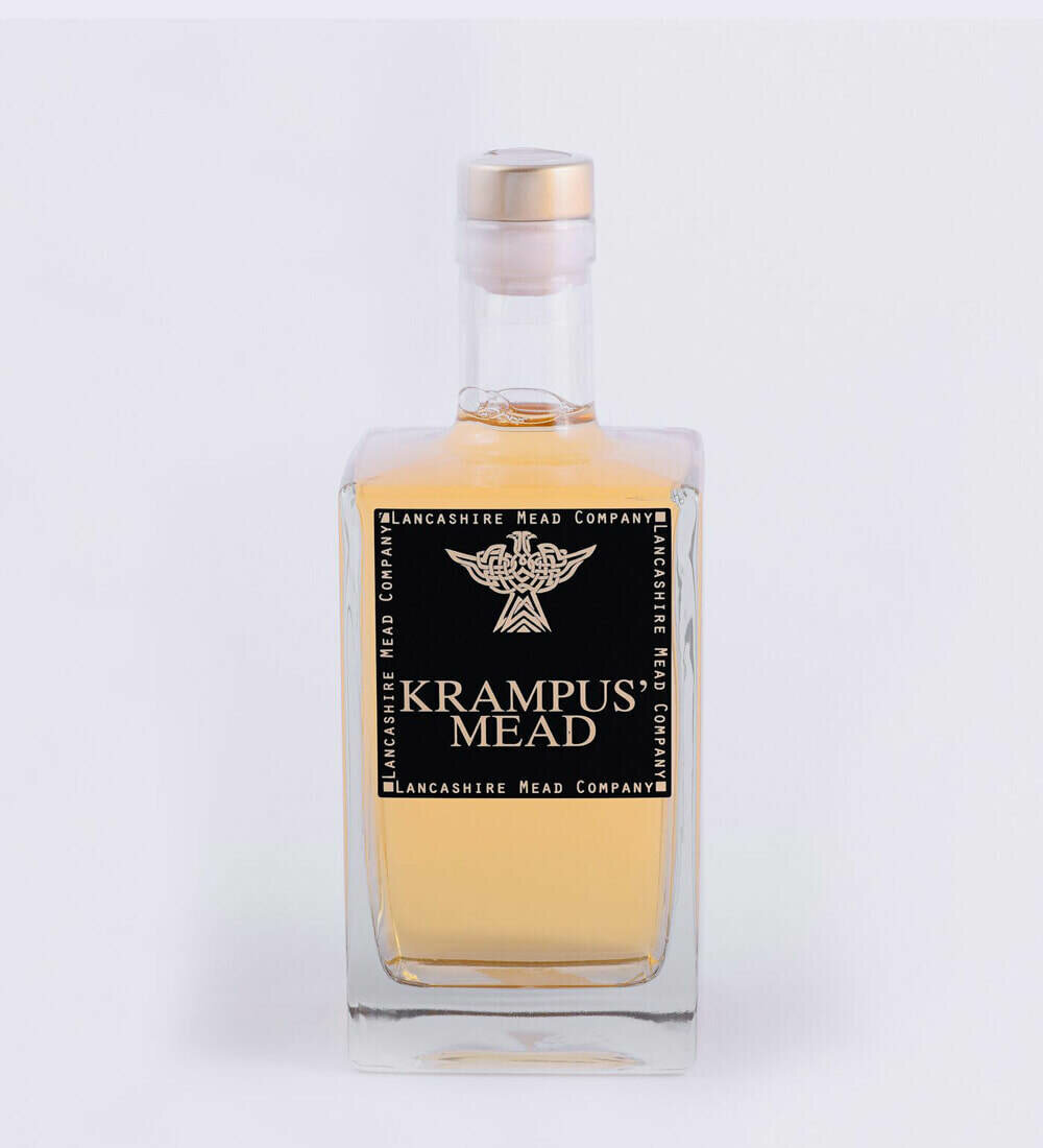 Lancashire Mead Co Krampus Spiced Mead
