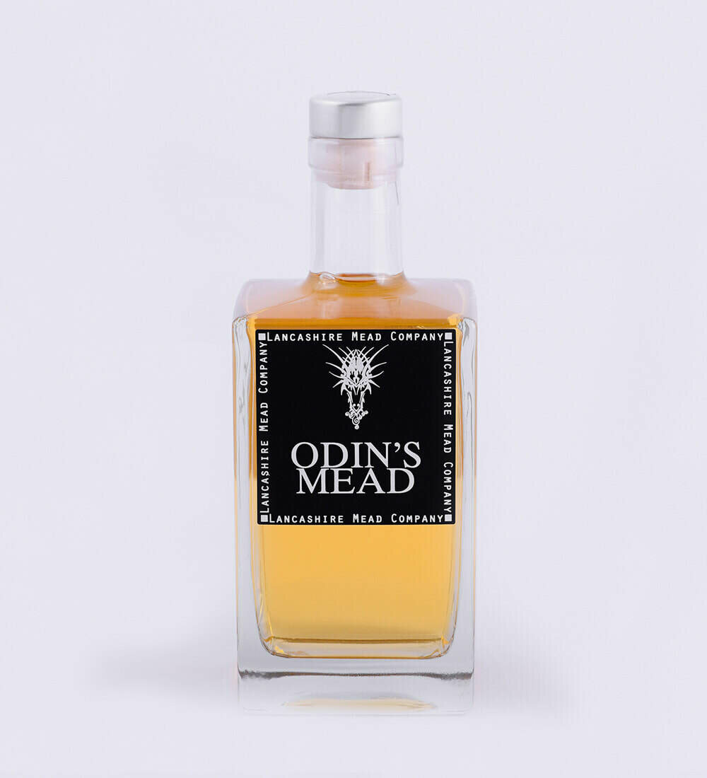 Lancashire Mead Co Odin's Mead