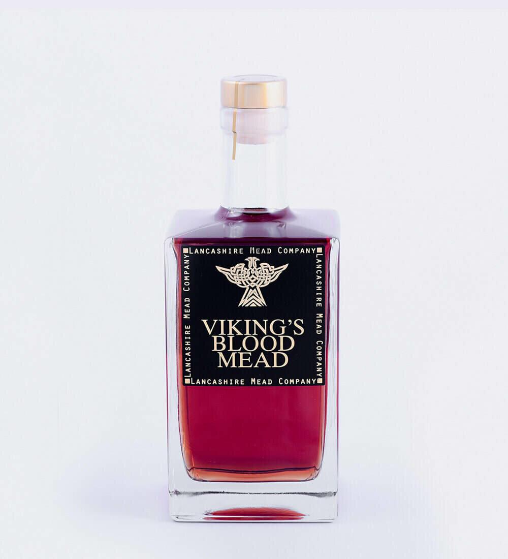 Lancashire Mead Co Viking's Blood Mead