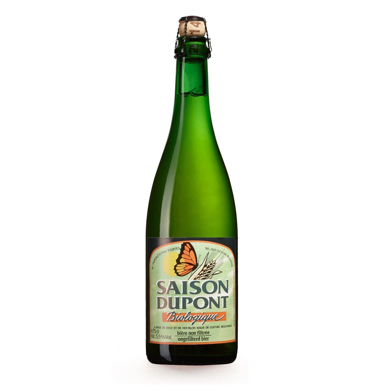 Saison Dupont Biologique LARGE 750ml