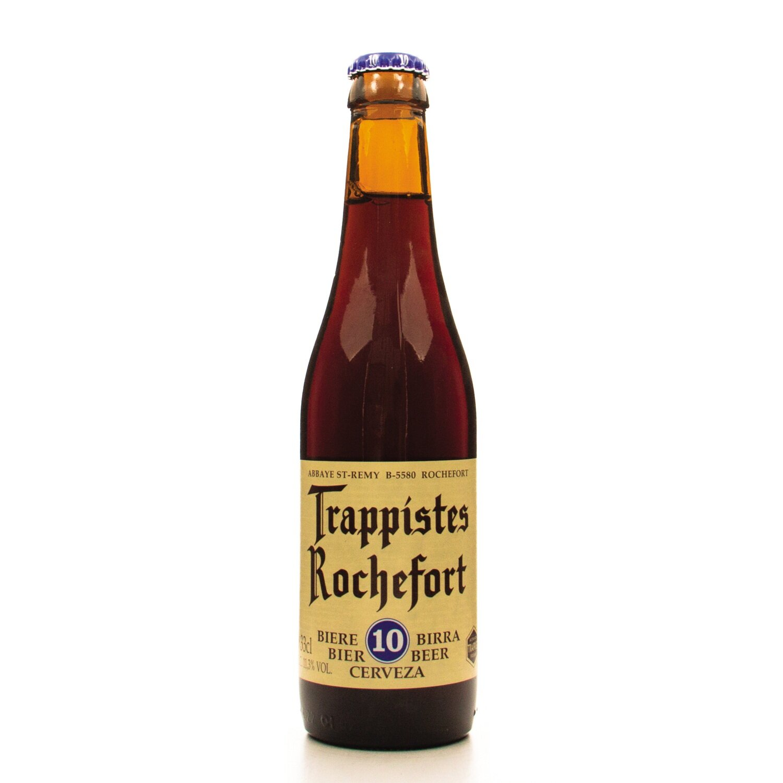 Trappistes Rochefort 10 Quadrupel