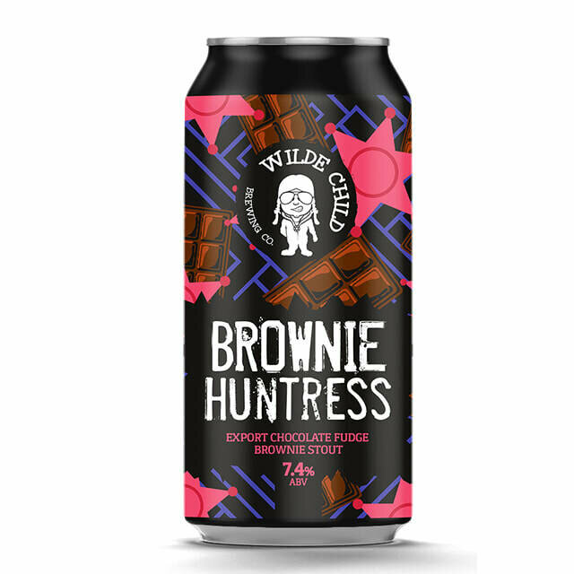 Wilde Child Brownie Huntress Export Stout