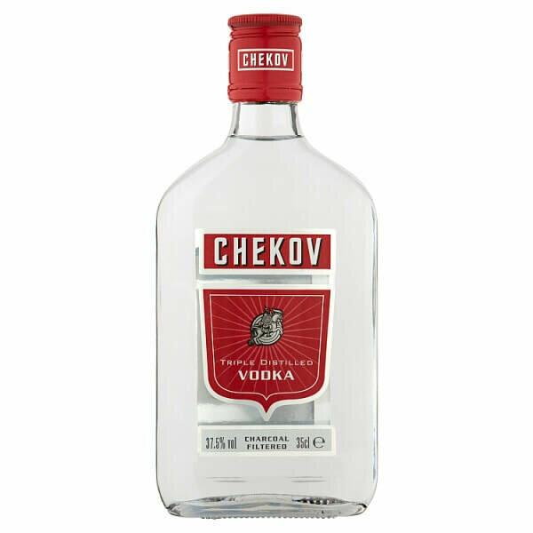 Chekov Vodka