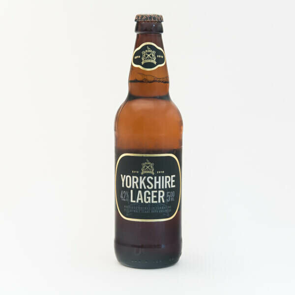 Great Yorkshire Lager
