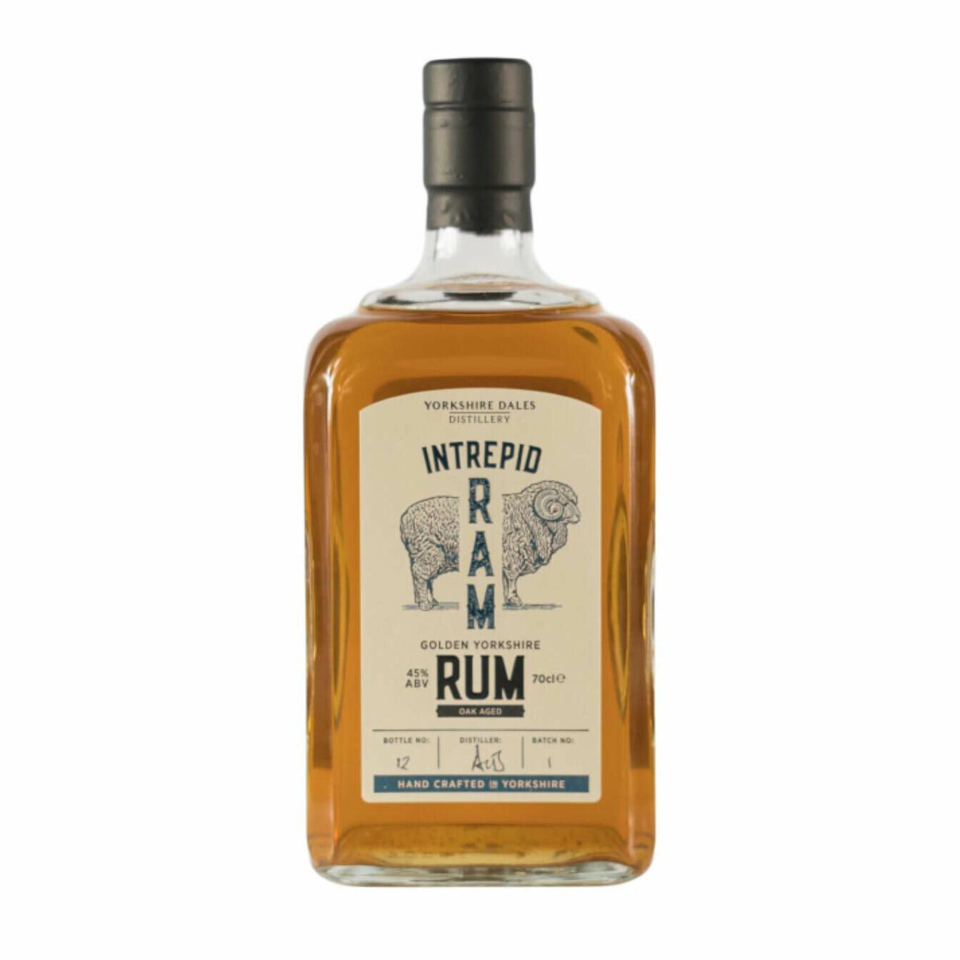 Intrepid Ram Rum
