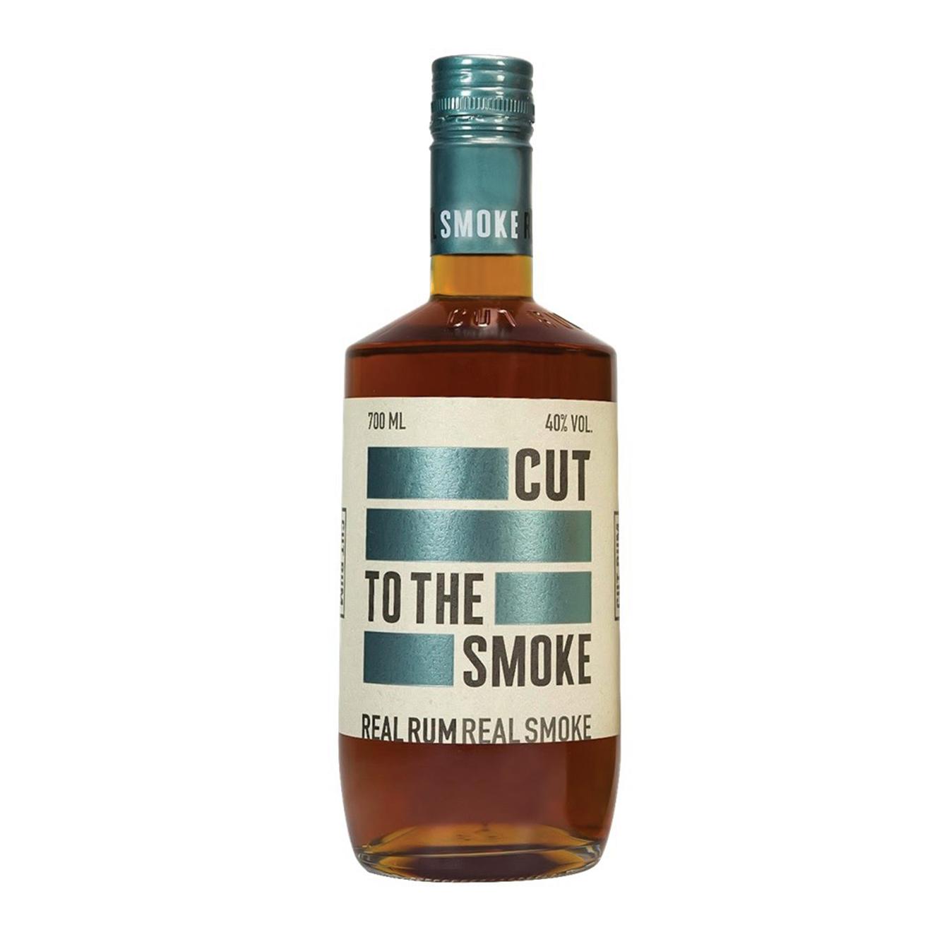 Cut To The Smoke Rum