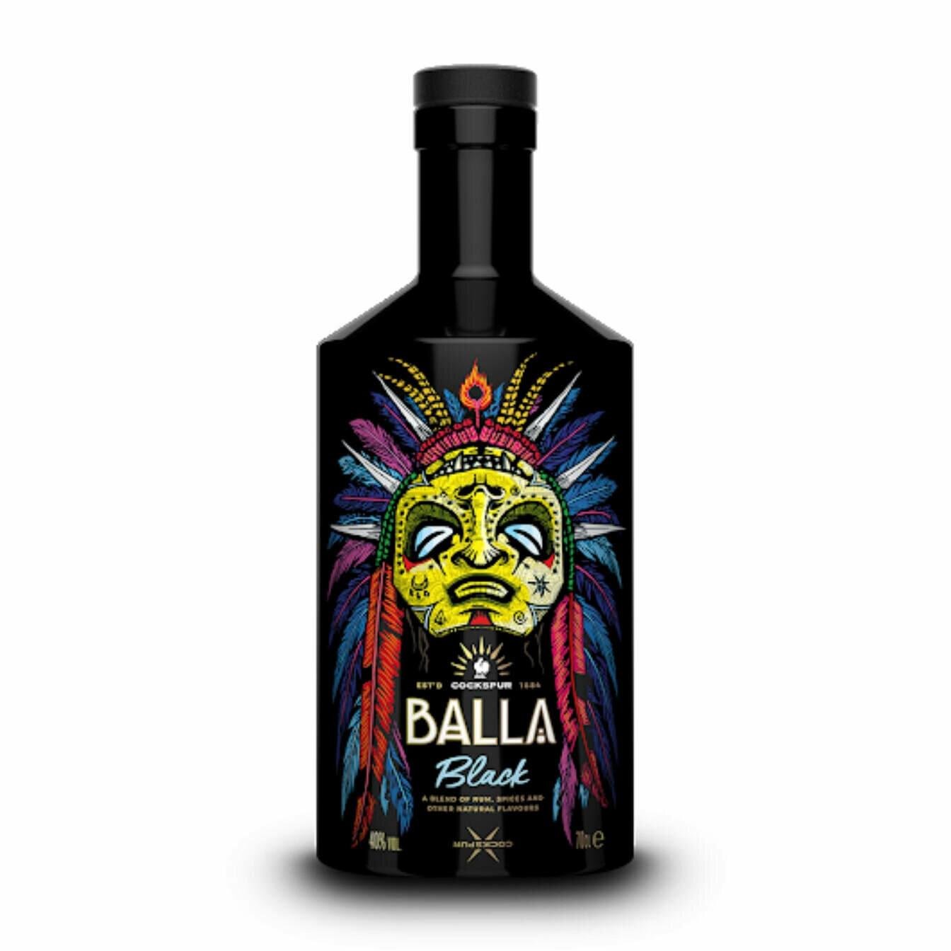 Balla Black Spiced Rum