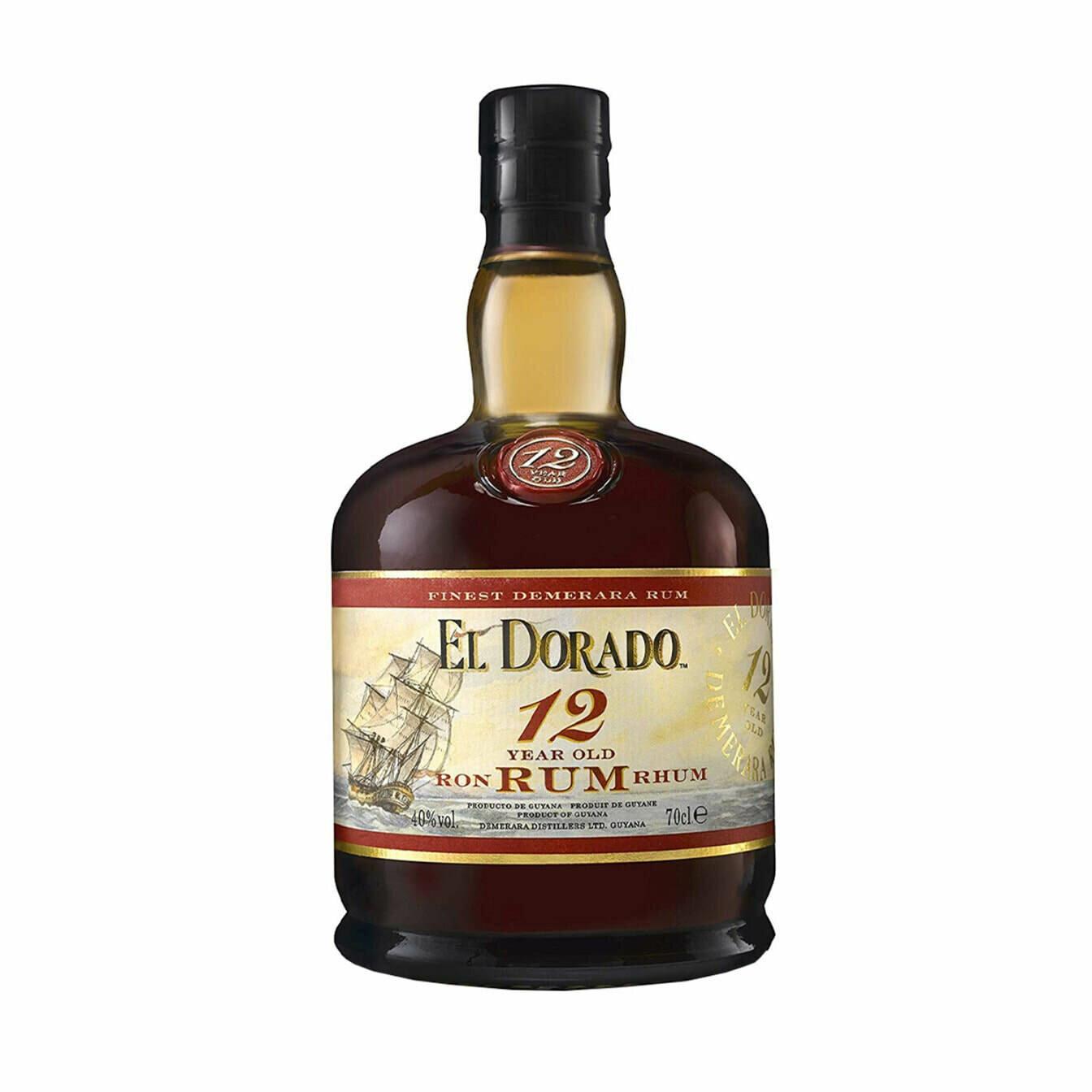 El Dorado 12yr Rum
