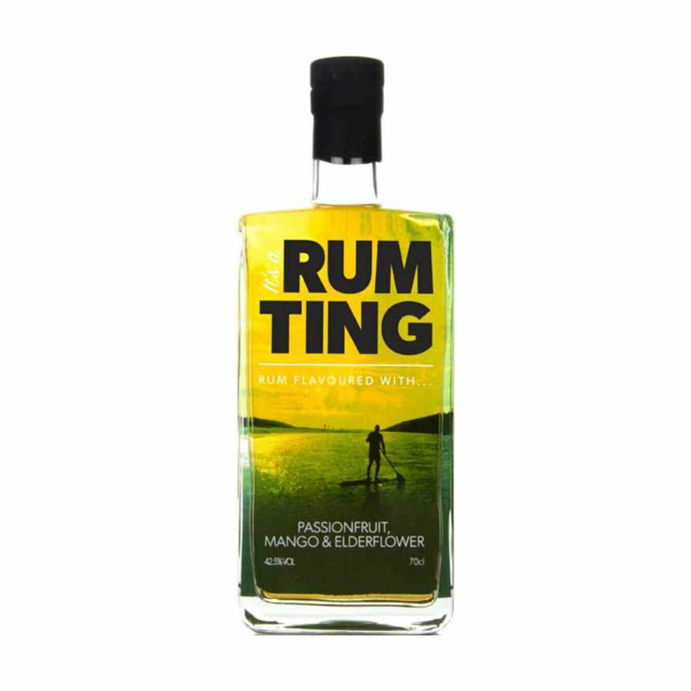 Rum Ting Passionfruit, Mango & Elderflower
