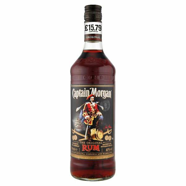 Captain Morgan's Dark Rum