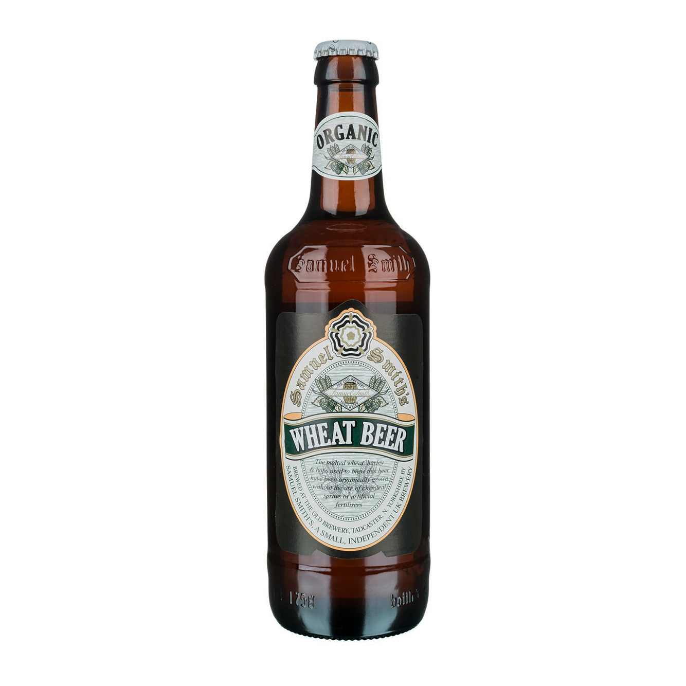 Sam Smith Organic Wheat Beer
