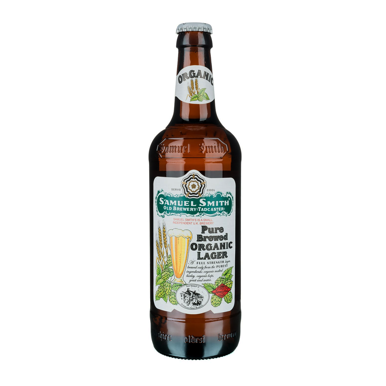 Sam Smith Pure Brewed Organic Lager