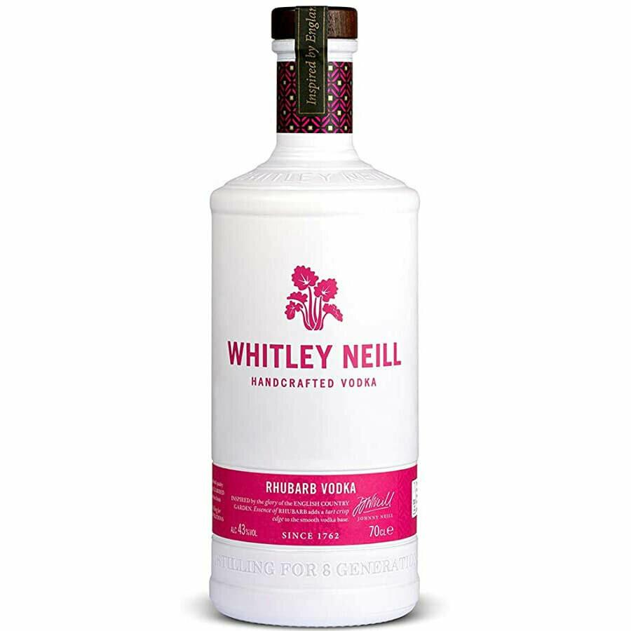 Whitley Neill Rhubarb Vodka