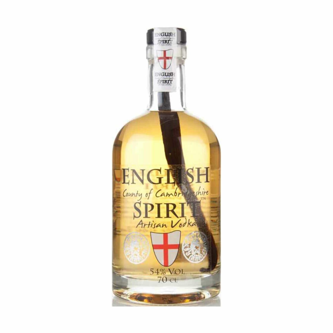 English Spirit Artisan Vodka