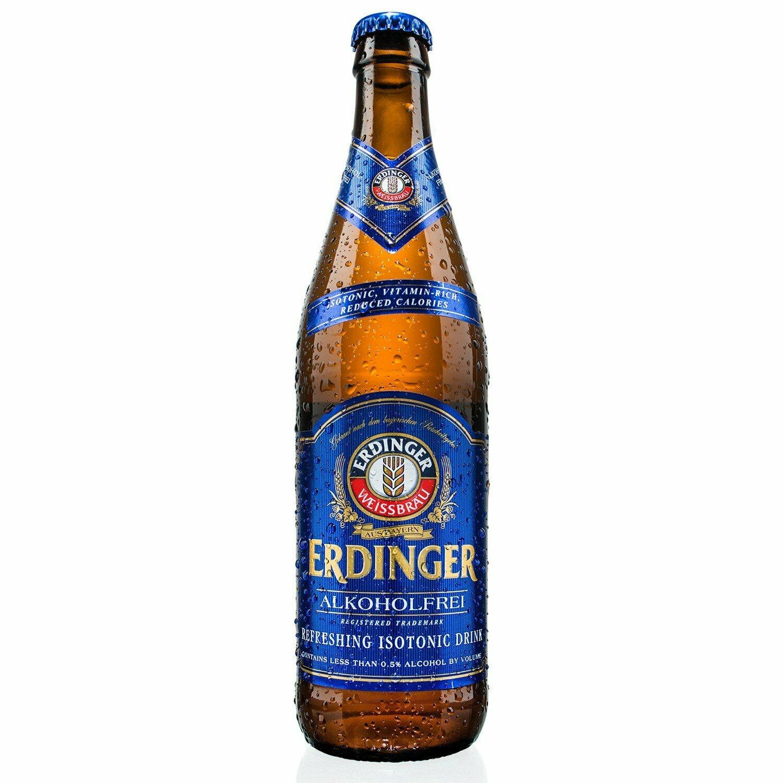 Erdinger Alkoholfrei Bottle
