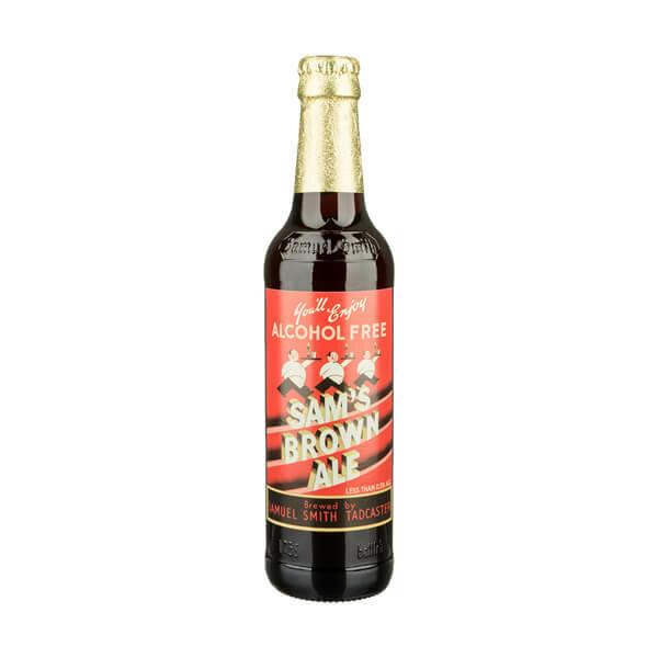 Sam Smith Alcohol Free Brown Ale