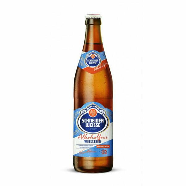 Schneider Weisse TAP3 Alkoholfrei Wheat Beer