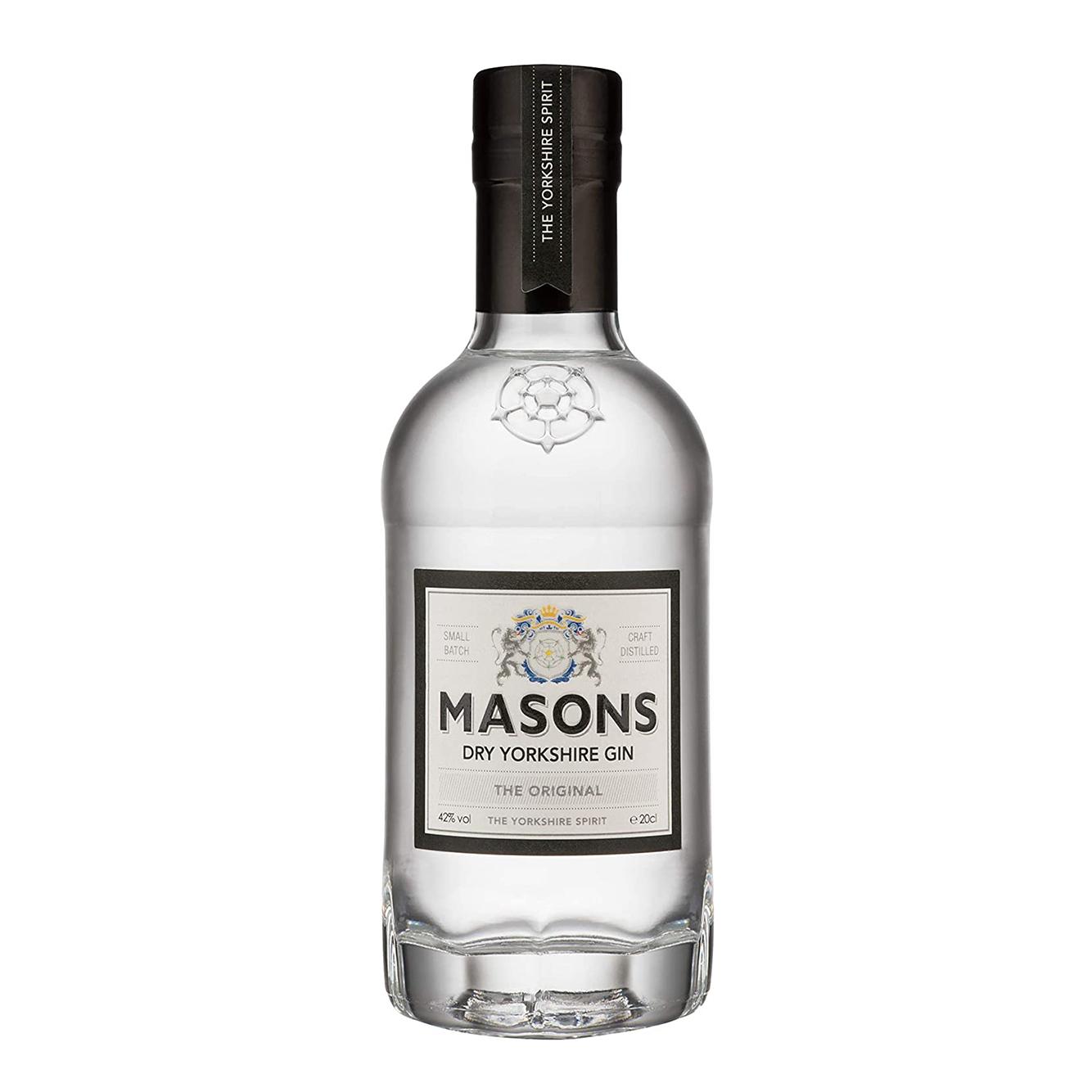Masons Original Dry Gin 200ml