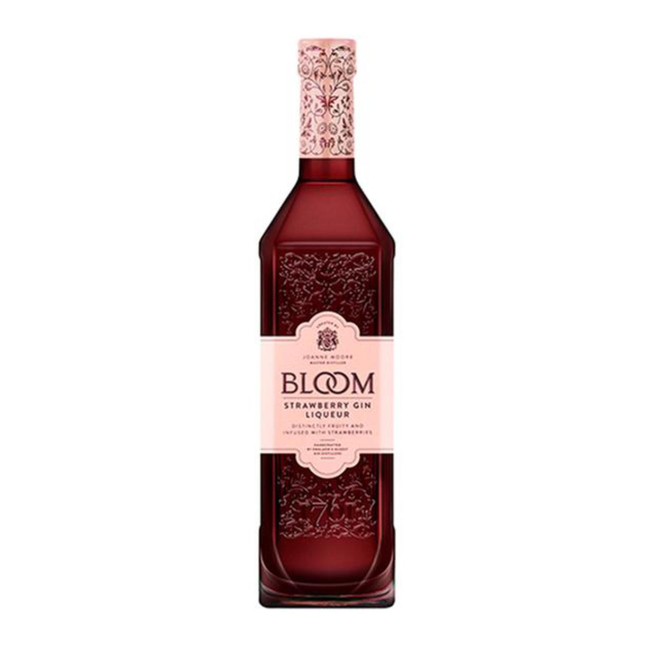 Bloom Strawberry Gin Liqueur