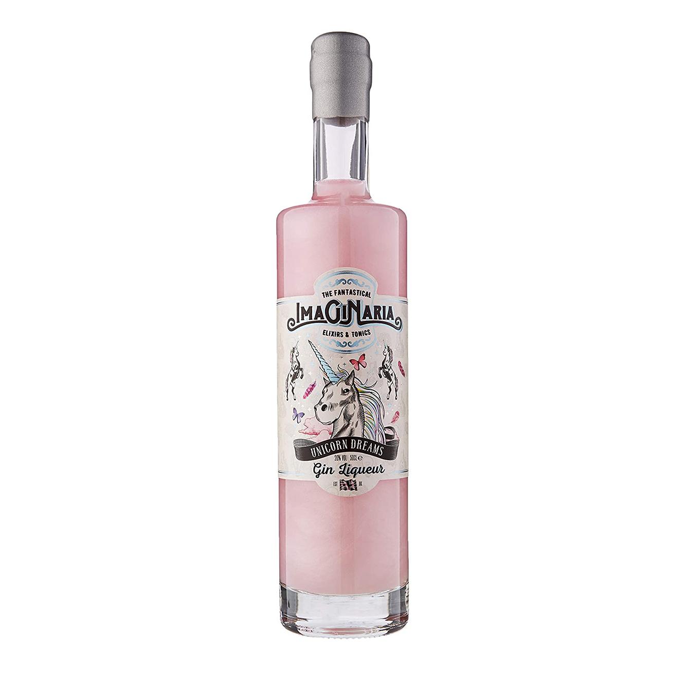 Imaginaria Unicorn Dreams Marshmallow Gin Liqueur