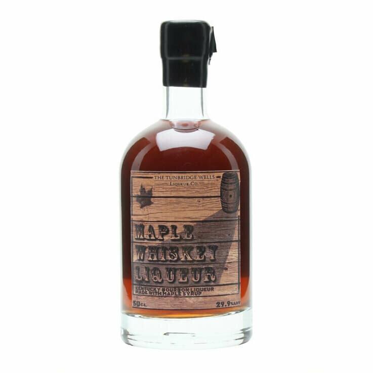 Maple Whiskey Liqueur