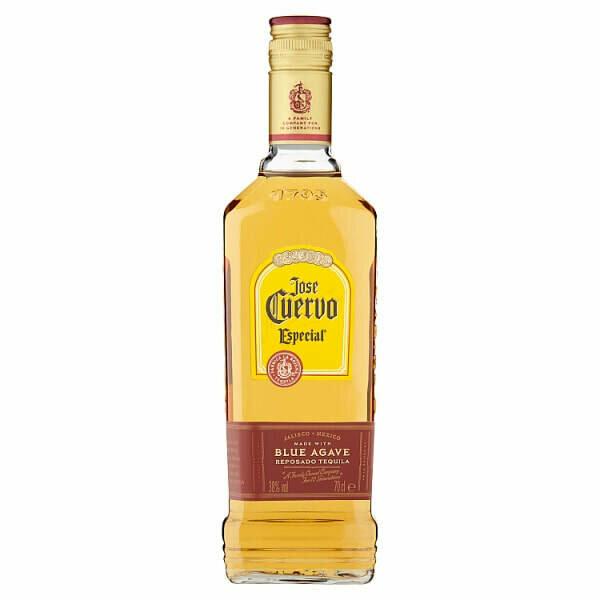 Jose Cuervo Especial Reposado Tequila 70cl