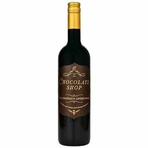 Chocolate Shop Wine 750ml