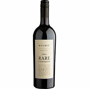 Rare Vineyards Malbec, Pays d'Oc