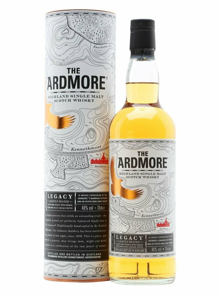 Ardmore Legacy Malt Whisky