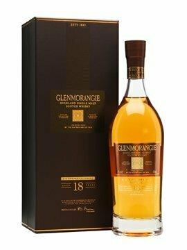 Glenmorangie 18 Year Old Malt Whisky