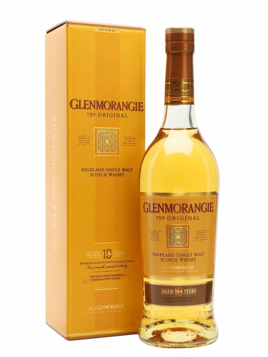 Glenmorangie 10 Year Old Malt Whisky