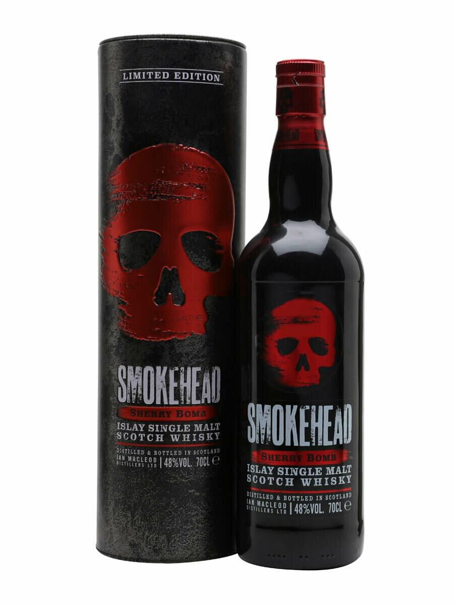 Smokehead Sherry Bomb Malt Whisky