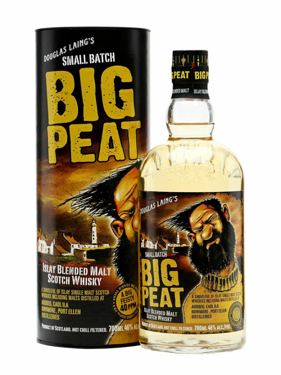 Big Peat Blended Malt 750ml