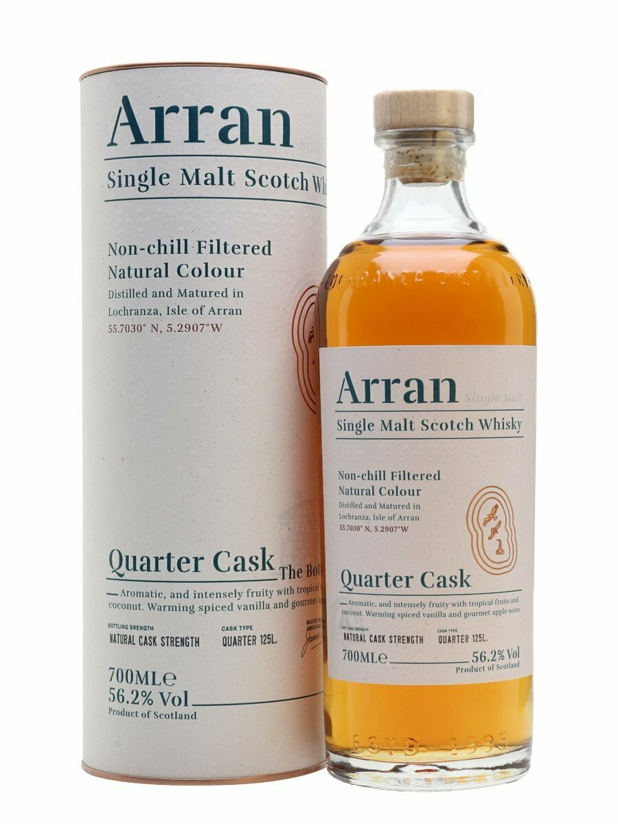 Arran The Bothy Quarter Cask Malt Whisky