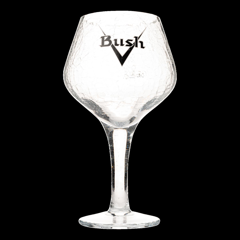 Bush 33cl Glass