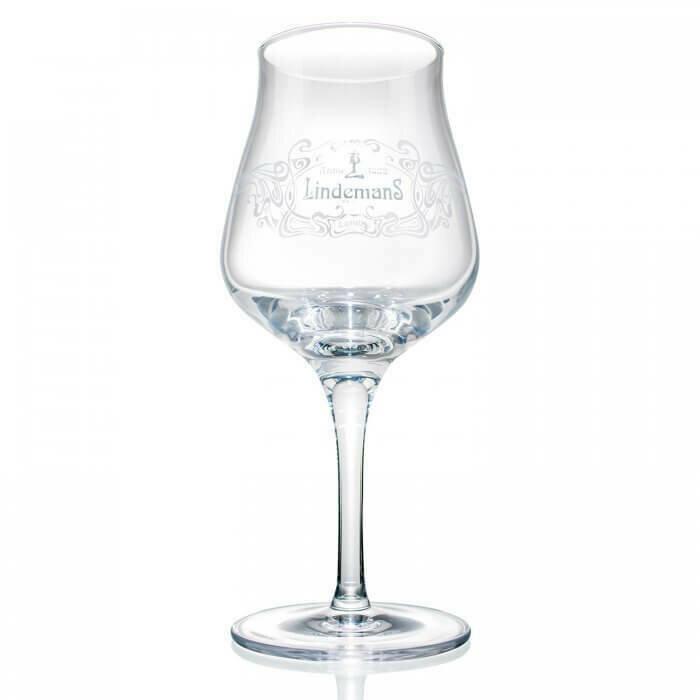Lindemans Fruit Beer Glass