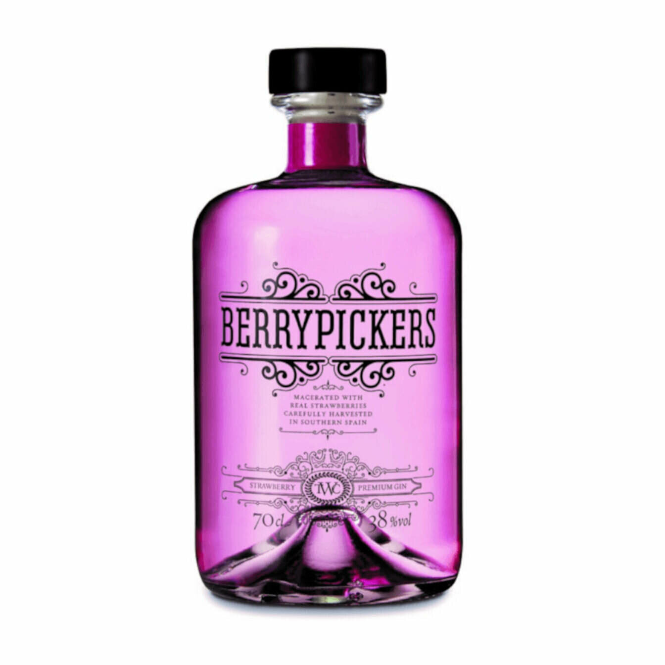 Berry Pickers Strawberry Gin
