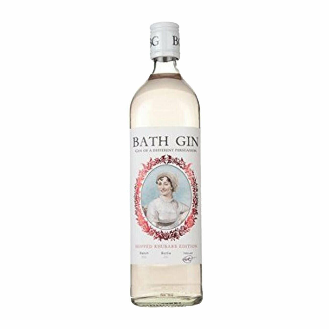 Bath Gin Hopped Rhubarb Edition Gin